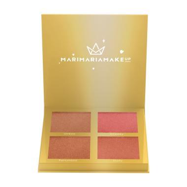 Paleta de Blush e Contorno Mari Maria Sun Kissed